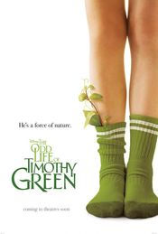 Poster The Odd Life of Timothy Green