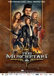 Poster The Three Musketeers