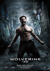Poster The Wolverine