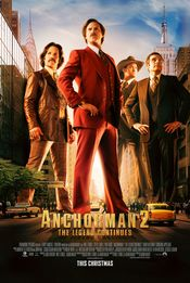 Anchorman: The Legend Continues (2013) Online subtitrat