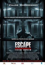 Escape Plan: Testul suprem (2013) Subtitrat in Romana HD