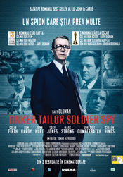 Poster Tinker Tailor Soldier Spy