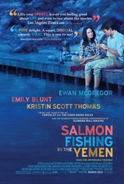 Poster Salmon Fishing in the Yemen