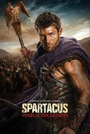 Poster Spartacus: War of the Damned