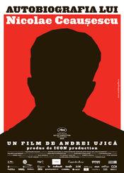 Poster Autobiografia lui Nicolae Ceauşescu