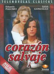 Poster Corazón salvaje
