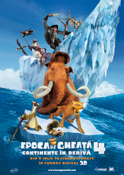 Ice Age Continental Drift (2012)