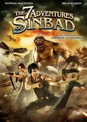 Poster The 7 Adventures of Sinbad