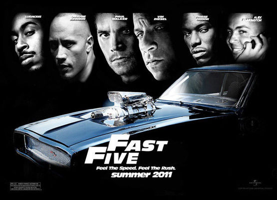 fast five 2011. Fast Five (2011) - Filme Noi