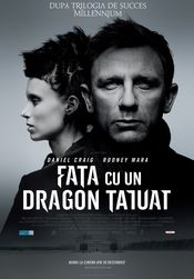 Poster The Girl with the Dragon Tattoo