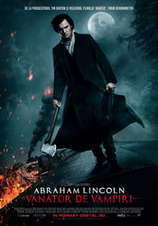 Poster Abraham Lincoln: Vampire Hunter