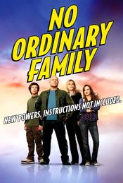 Poster No Ordinary Family