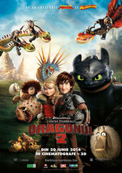How to Train Your Dragon 2 - Cum sa iti dresezi dragonul 2 (2014) Online subtitrat