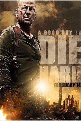 A Good Day to Die Hard (2013) Şi mai greu de ucis Online Subtitrat (/)
