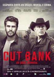 Poster Cut Bank