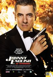 Poster Johnny English Reborn