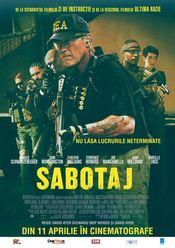 Sabotage - Sabotaj (2014) Online subtitrat