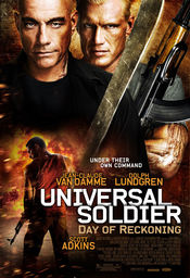 Poster Universal Soldier: Day of Reckoning
