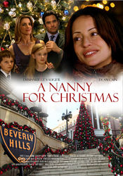 Poster A Nanny for Christmas