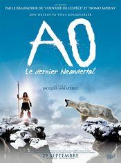 Poster Ao, le dernier Néandertal