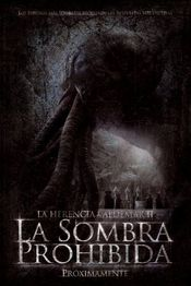 Poster La herencia Valdemar II: La sombra prohibida