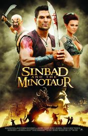 Poster Sinbad and the Minotaur