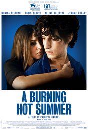 Poster Un été brûlant