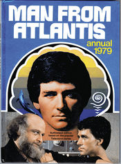 Poster Man from Atlantis