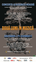 Concerte la Biserica Neagră