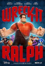 Poster Wreck-It Ralph
