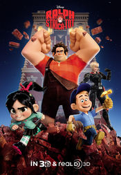 Poster Wreck-It Ralph