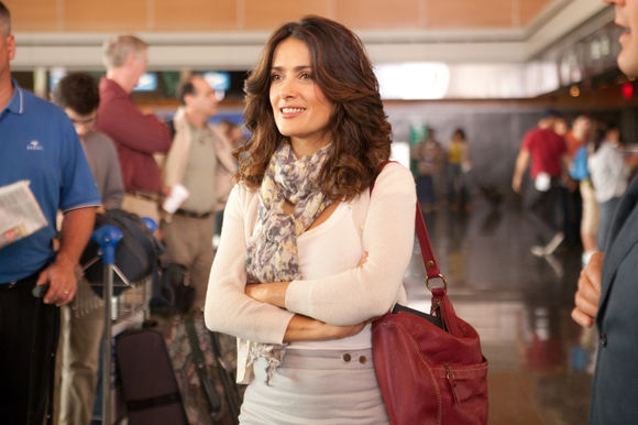 Salma Hayek în Here Comes the Boom