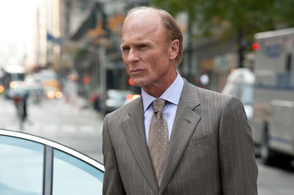 Ed Harris în Man on a Ledge