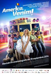 America, venim! (2014) Film Romanesc Online