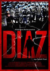 Poster Diaz: Don't Clean Up This Blood
