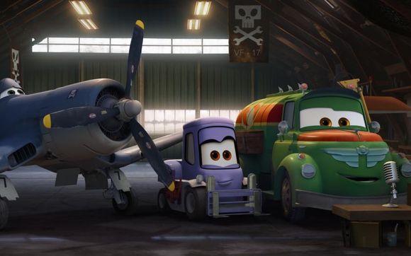Film Planes: Fire Rescue (2014) online HD