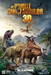Poster Walking with Dinosaurs