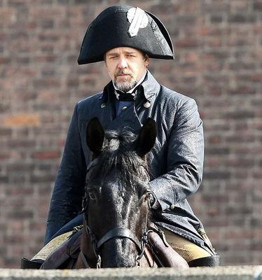 Russell Crowe în Les Misérables