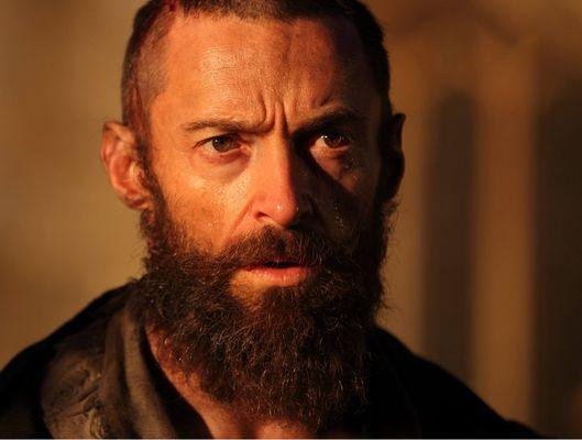 Hugh Jackman în Les Misérables