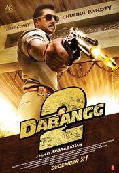 Poster Dabangg 2