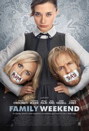 Poster Family Weekend