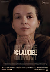 Poster Camille Claudel 1915
