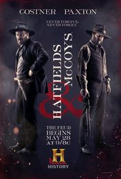 Poster Hatfields & McCoys