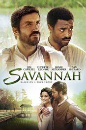 Poster Savannah