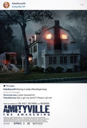 Poster Amityville: The Awakening
