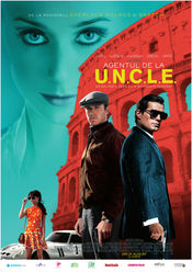 Poster The Man from U.N.C.L.E.