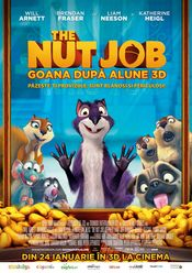 Poster The Nut Job