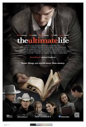 poster The Ultimate Life