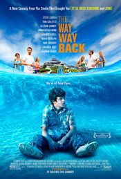 Poster The Way Way Back