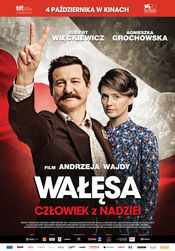 Walesa: Man of Hope (2013)